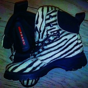 Exclusive Prada Boots